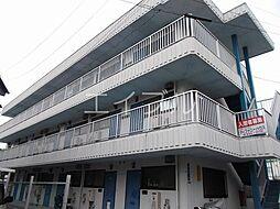 リバーコーポ朝倉[2階]の外観