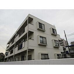 飯島第二ビル[3階]の外観