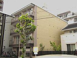 川口プラザE[4階]の外観