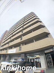 広島県広島市西区中広町2丁目の賃貸マンションの外観