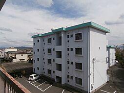 コーポ東3・5号棟[1階]の外観