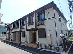 兵庫県加古郡稲美町六分一の賃貸アパートの外観