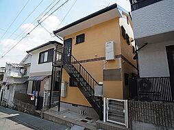 兵庫県神戸市長田区上池田1丁目の賃貸アパートの外観