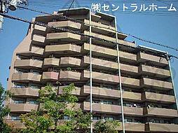 コスモ三国ヶ丘[6階]の外観