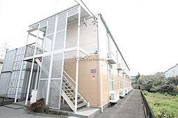 神奈川県横浜市瀬谷区阿久和南4丁目の賃貸アパートの外観