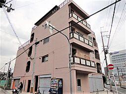 寝屋川コーポラスI[2階]の外観