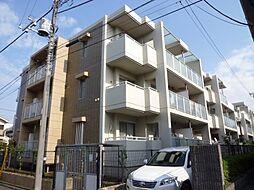 神奈川県横浜市港北区綱島西6の賃貸マンションの外観