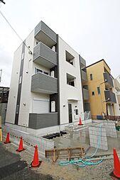 阪急宝塚本線 三国駅 徒歩5分の賃貸アパート
