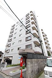 シャトレ諏訪町[4階]の外観