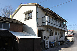 松川荘アパート[2号室]の外観