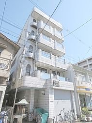 大阪府堺市堺区中安井町2丁の賃貸アパートの外観