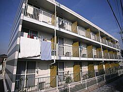 レオパレスナガヌマハラ[1階]の外観