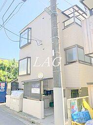 東京都目黒区下目黒6丁目の賃貸マンションの外観