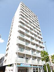 プラウドフラット白金高輪[3階]の外観
