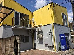 千葉県市川市大洲2丁目の賃貸マンションの外観