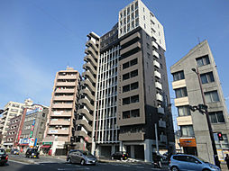 THE SQUARE Suite Residence[2階]の外観