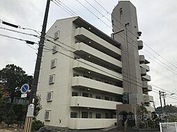 大阪府富田林市向陽台4丁目の賃貸マンションの外観