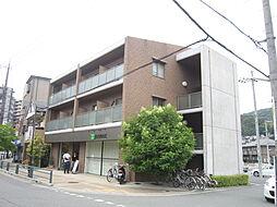 大阪府高槻市神内2丁目の賃貸マンションの外観