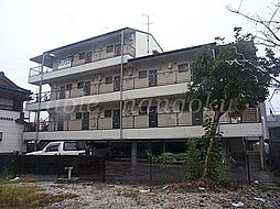 山岡ハイツ[2階]の外観