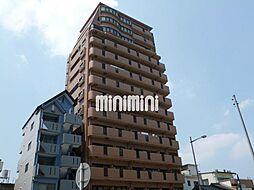 ライオンズマンション柳ヶ瀬[3階]の外観