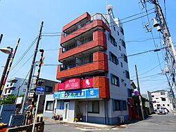 千葉県松戸市稔台1丁目の賃貸マンションの外観