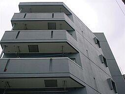 東京都練馬区貫井の賃貸マンションの外観