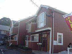 福岡県北九州市八幡西区浅川町の賃貸アパートの外観