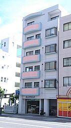 静岡県静岡市葵区車町の賃貸マンションの外観