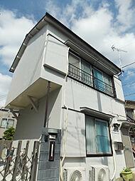 冨田荘[101号室]の外観