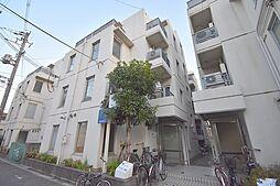 アメ二ティ新大阪2番館[1階]の外観