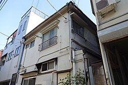東京都足立区柳町の賃貸アパートの外観
