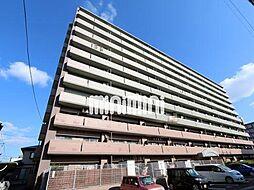 ロワールマンション箱崎II[10階]の外観