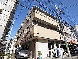 鶴見マンション[304号室]の外観