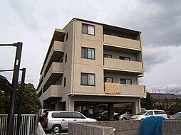 京都府城陽市寺田中大小の賃貸マンションの外観