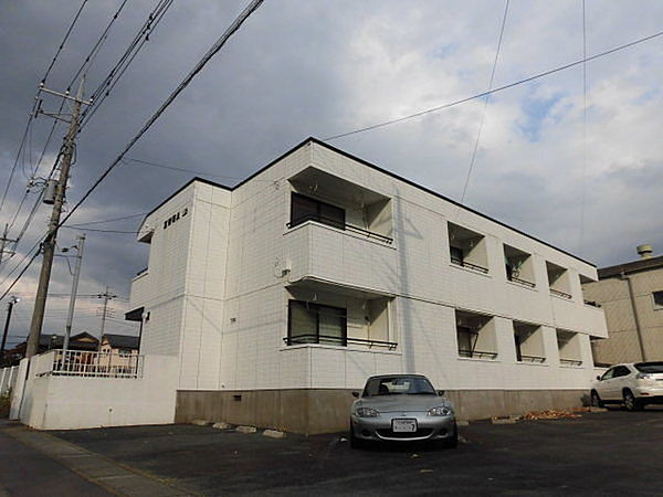 五智荘A[205号室]の外観