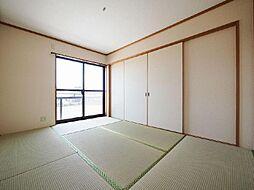 アラミカホライズンの和室6畳