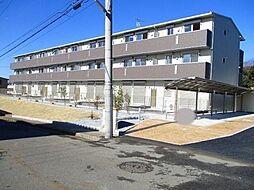 袖ケ浦ヒルサイドプラザA[305号室]の外観
