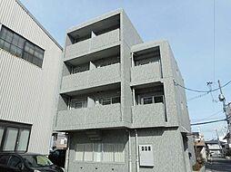 広島県広島市西区大芝3丁目の賃貸マンションの外観