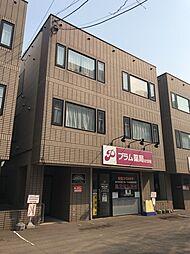 北海道札幌市中央区南8条西9丁目の賃貸アパートの外観