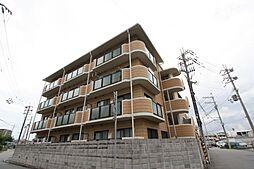 ハイツ福田[3階]の外観