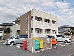 和歌山県岩出市高塚の賃貸アパートの外観