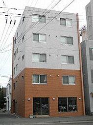 北海道札幌市西区琴似一条7丁目の賃貸マンションの外観