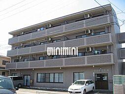 タマヤマンション[4階]の外観