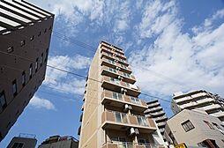 大阪府大阪市北区大淀中3の賃貸マンションの外観