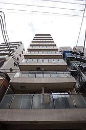 スペースアメニティ溝口[5階]の外観