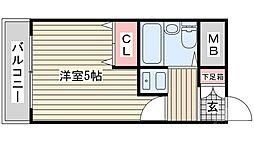 鷹取駅 3.3万円