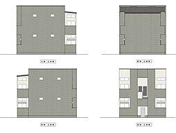 新築 トスカーニ[103号室号室]の外観