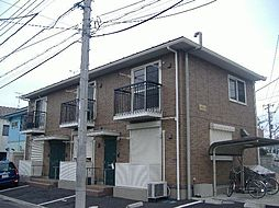 [テラスハウス] 千葉県市川市曽谷8丁目 の賃貸【/】の外観
