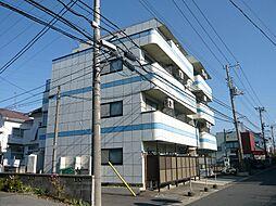 バディマンション東茂原[4F号室]の外観