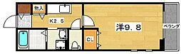 T−Orange[2階]の間取り